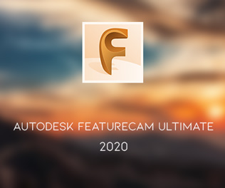 Autodesk FeatureCAM Ultimate 2020