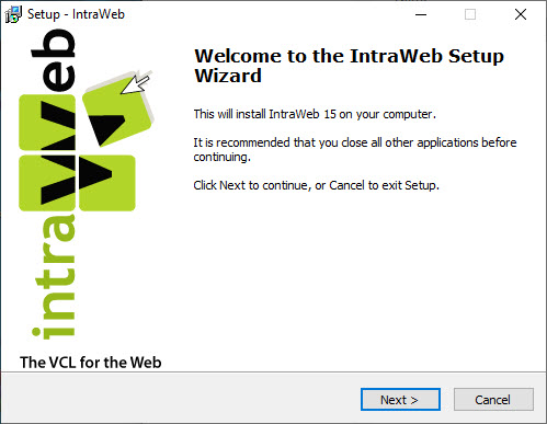 IntraWEB Ultimate 15.2.7