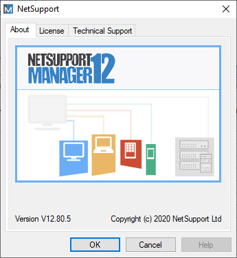 NetSupport Manager 12.80.5