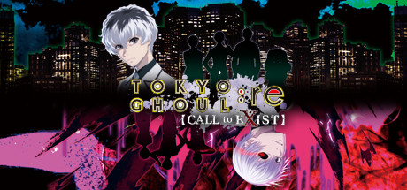 TOKYO GHOUL re CALL to EXIST logo