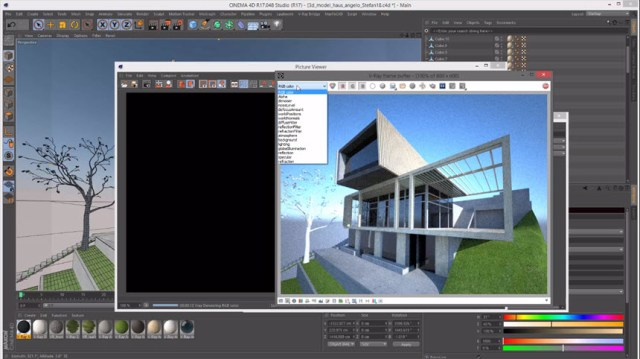 V-Ray v3.70.05 For Cinema 4D (R17 - R21)