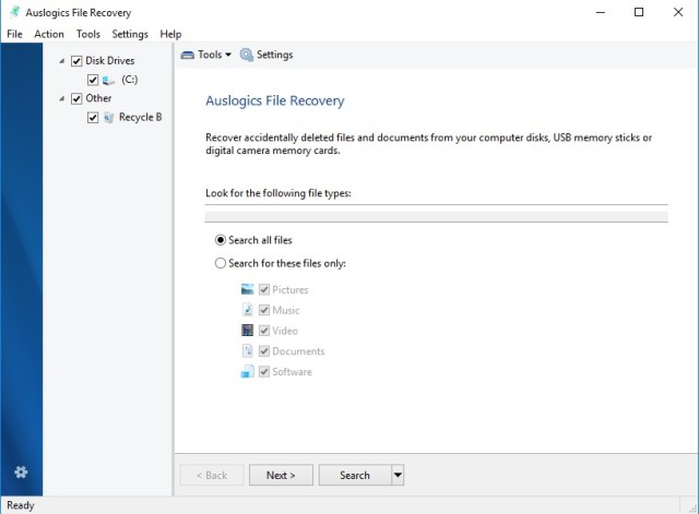 Auslogics File Recovery Professional 9.3.0