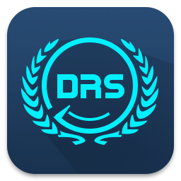 DRS Data Recovery System logo