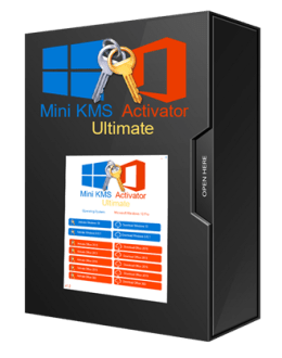 Mini KMS Activator Ultimate logo