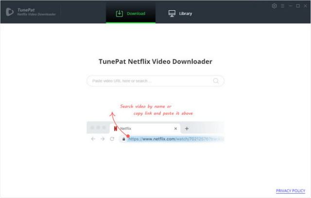 TunePat Netflix Video Downloader 1.1.0