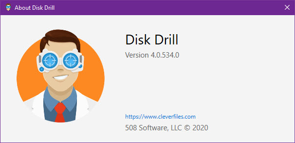 Disk Drill Professional 4.0.534.0