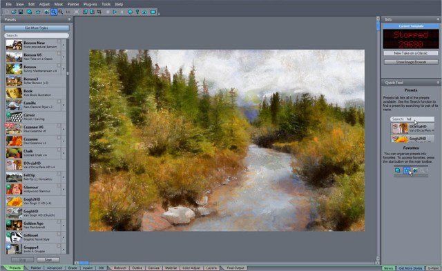 Dynamic Auto Painter Pro 6.11