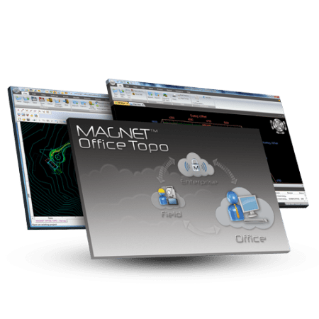Topcon Magnet Office Tools