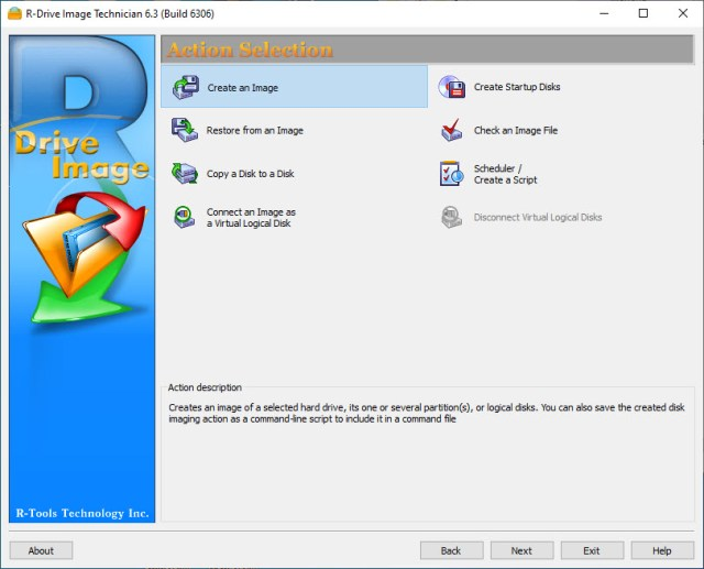 R-Tools R-Drive Image 6.3 Build 6306