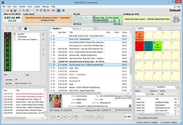 RadioBOSS Advanced v5.9.3.0