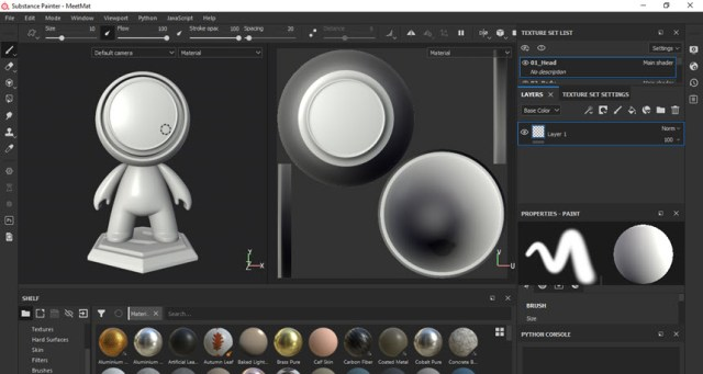 Substance Painter 2020.2 v6.2.0.513
