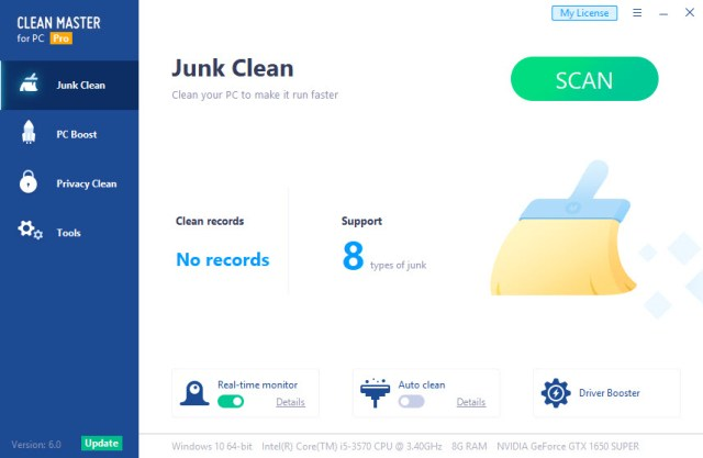 Clean Master 6.0 Professional Edition