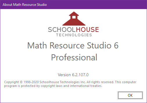 Math Resource Studio Professional 6.2.107.0
