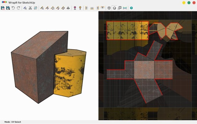 Wrap-R 2021.0 for SketchUp
