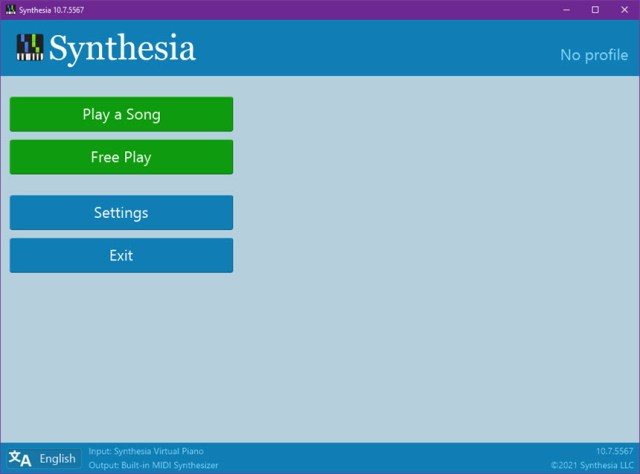 Synthesia 10.7.5567