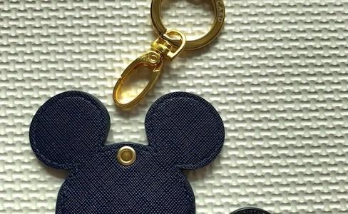 ディズニーJCBカードのクイックペイが到着!ミッキーケースがおしゃれです♪