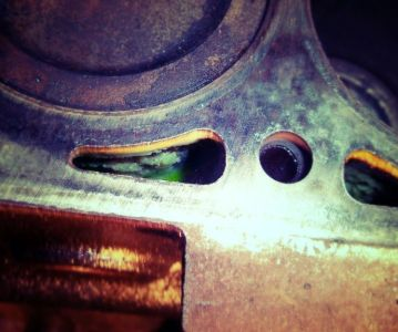 Наш Ланос: замена прокладки ГБЦ. Тянуть, или менять и другие дилеммы