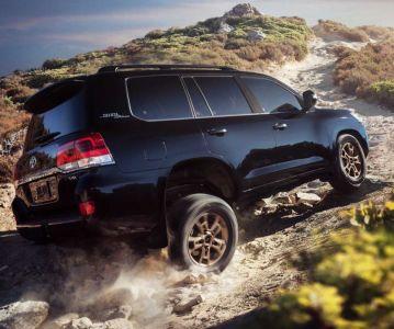 Toyota Land Cruiser Heritage Edition отметит 60-летие модели