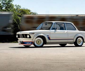 Странички истории. Первый правильный BMW: 2002 и 2002 Turbo
