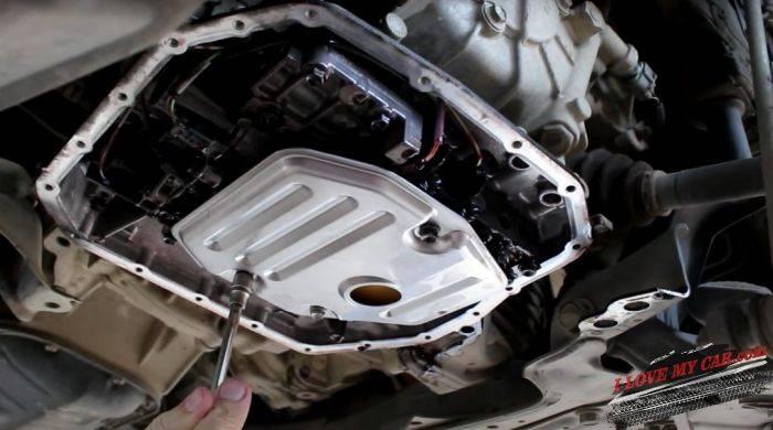 фильтр вариатора Toyota RAV4