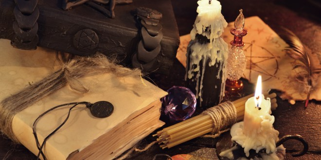 The Magic of Love Spells