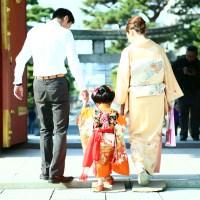 『藤崎八幡宮・七五三お宮参り☆【出張撮影】カワイイPHOTO』