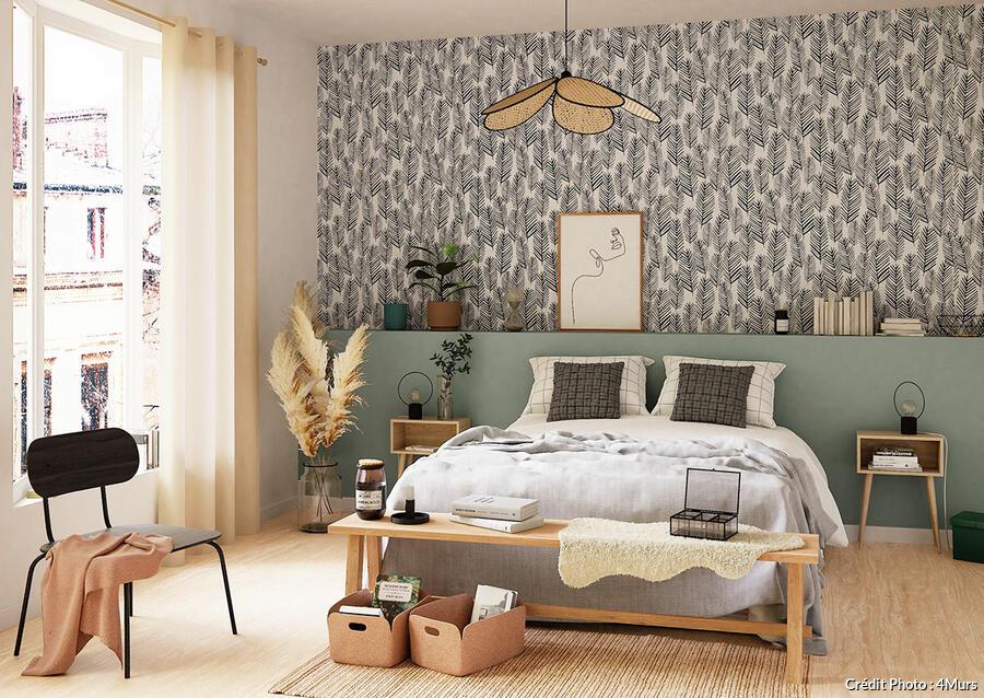 15 chambres de style scandinave a
