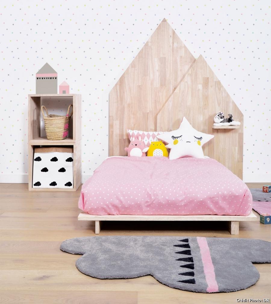 de lit maison