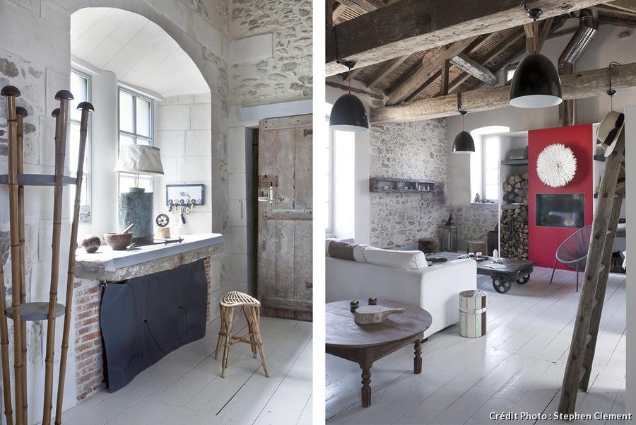 Marbre  Dans la cuisine le salon la salle de bains le marbre et ses imitations envahissent