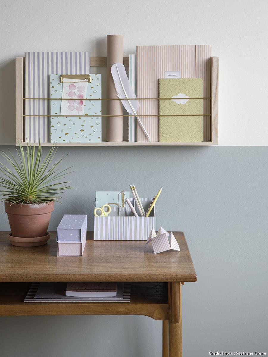 12 idees toutes simples pour un bureau