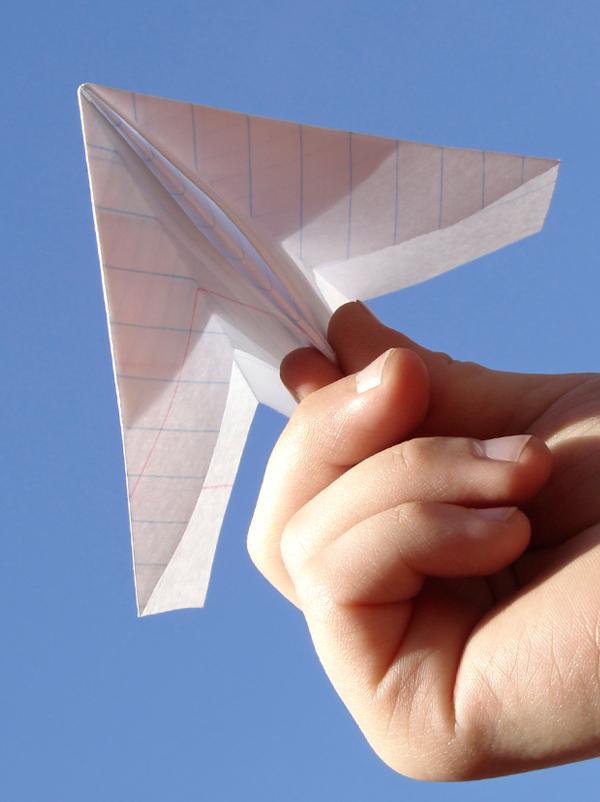 Jeux D Avion En Papier : avion, papier, Avion, Papier, MOMES.net