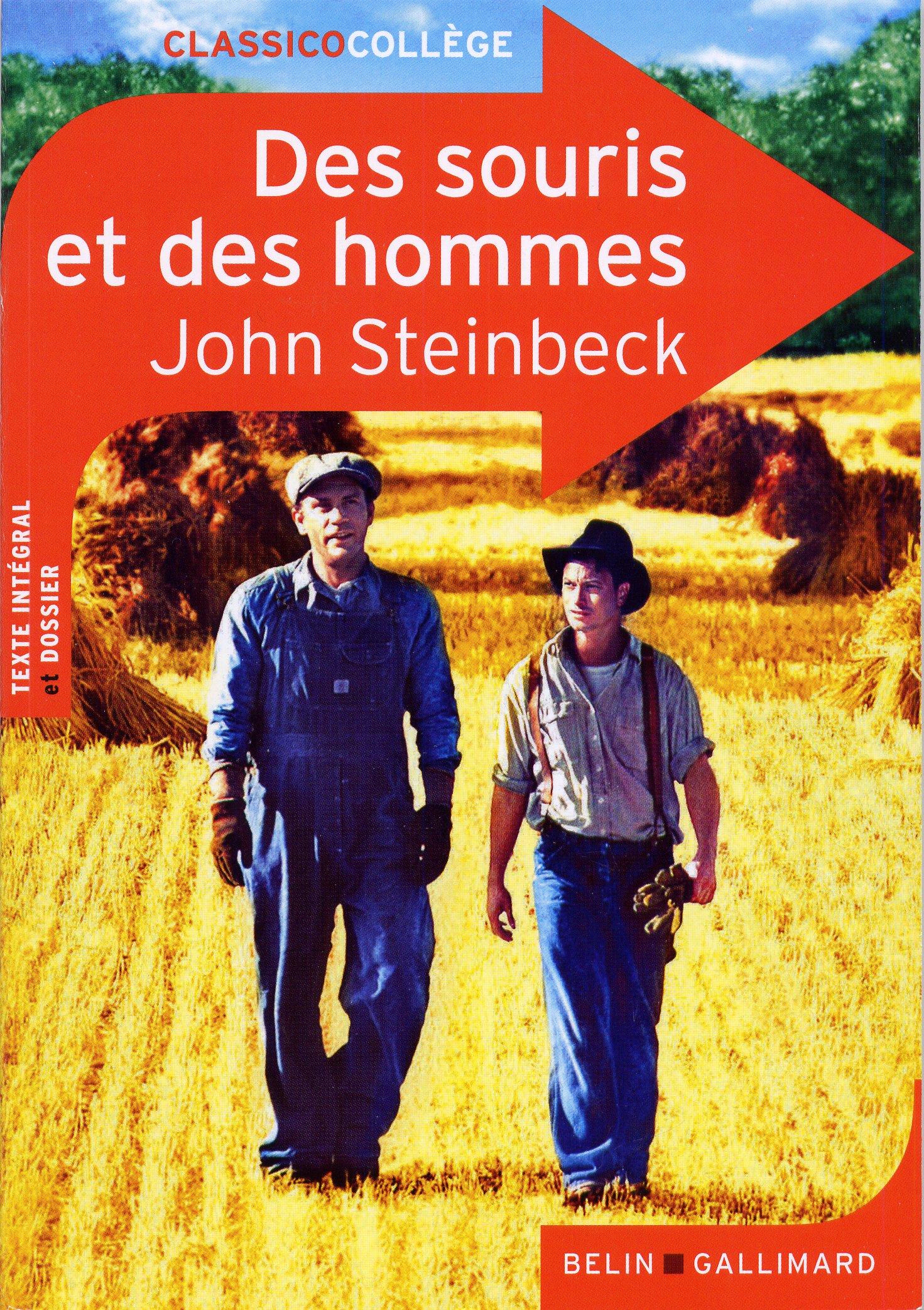 Des Souris Et Des Hommes Personnages : souris, hommes, personnages, Souris, Hommes, MOMES.net