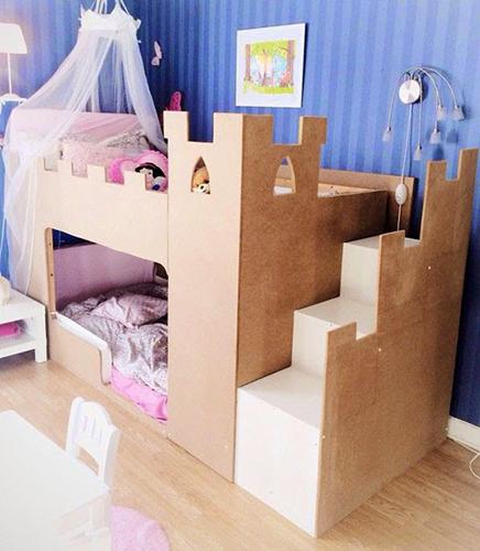 lit pour enfant kura d ikea