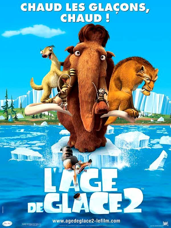 Tigre L Age De Glace : tigre, glace, L'Age, Glace, Fonte, Glaces, MOMES.net