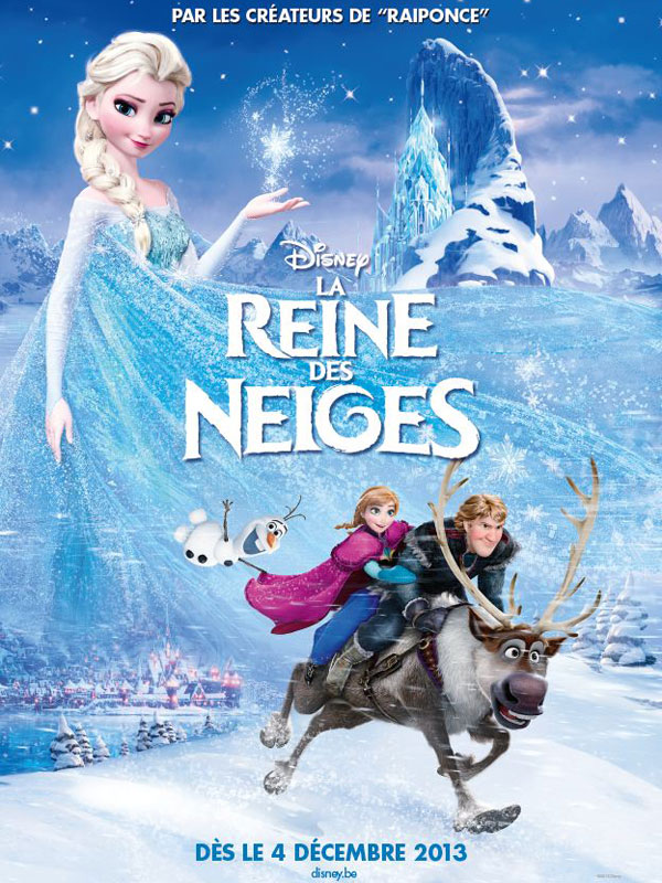La Reine Des Neige Streaming : reine, neige, streaming, Reine, Neiges, MOMES.net