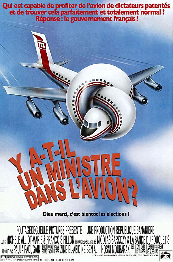 Y'a T Il Un Pilote Dans L'avion : pilote, l'avion, A-t-il, Pilote, L'avion?, MOMES.net
