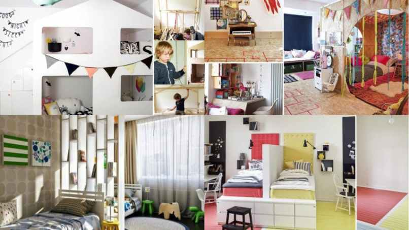 une chambre pour deux enfants 14