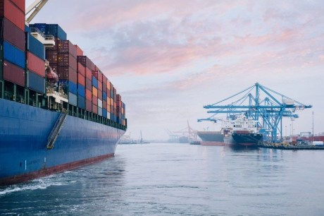 Best International Movers company providing our clients with Sea Shipping services from all ports