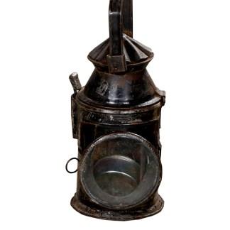 Seinlamp railway lamp