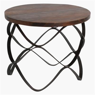 salontafel-zwart-ijzeren-onderstel-gevormd-golvend-mooie-bijzettafel-gerecycled-hout-te-koop-bij-Indistrieel-in-Middelburg