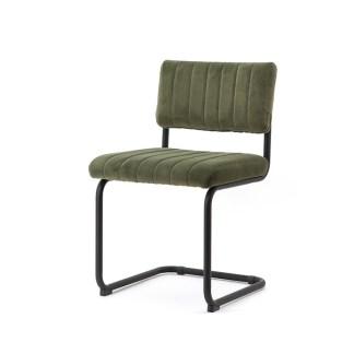 stoel eetkamer groen operator