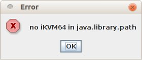 no_iKVM64_in_java.library.path