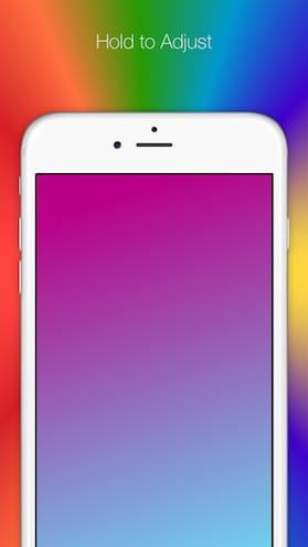 تطبيق Gradient لصناعة خلفيات بسيطة بتدرجات لونية للايفون