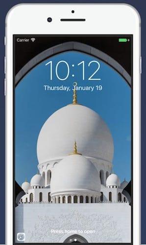 تطبيق Islamic Wallpapers تحميل خلفيات اسلامية للايفون