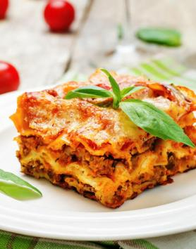 Lasagnes bolognaise ⋆ recette facile [5 étapes - 40 min] | Régal