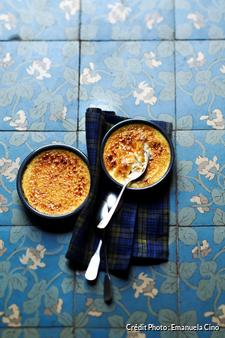 Crème brûlée à la fève tonka
