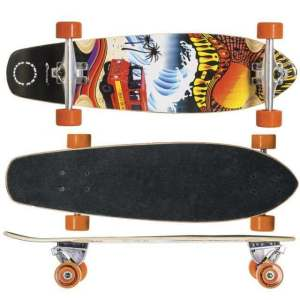 Spokey Longboard Thai Fun ABEC-5