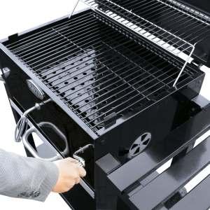Boretti Carbone Classic Charcoal BBQ Outdoor Kitchen