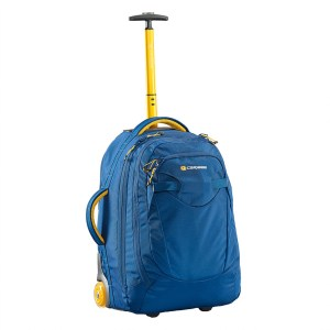 Hand Luggage Trolley Backpack Caribee 45Liter Fast Track