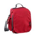 Travel Bag Documents Camera Caribee Global Organiser Red